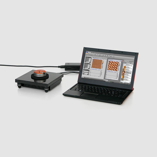 Nanosurf - NaioSTM — STM for nanoeducation