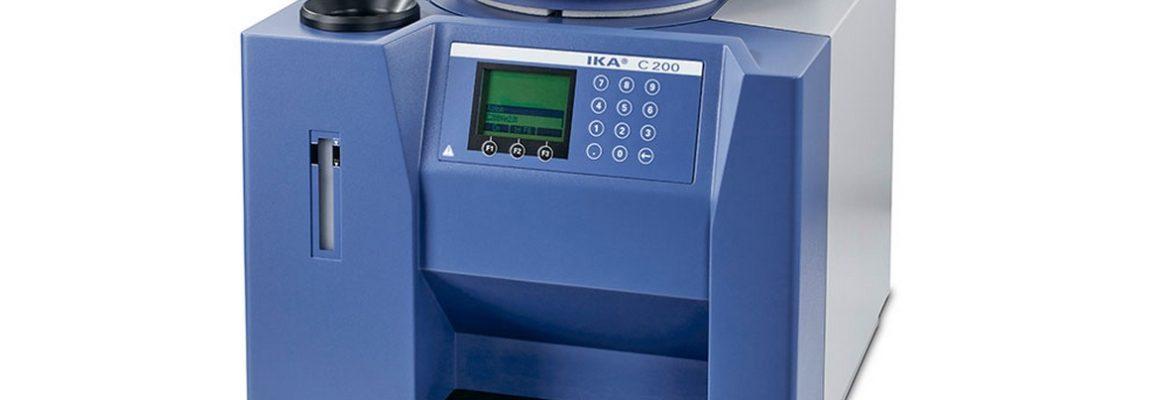 Calorimètre IKA C200