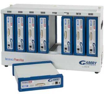 Gamry Potentiostat interface 1010 multichannel